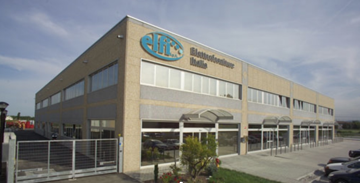 EPC (Relamping) presso il magazzino di Elfi Spa – Forlì