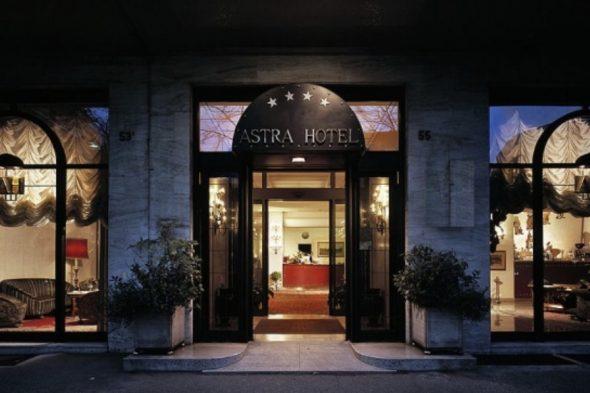 Diagnosi energetica presso Hotel Astra – Ferrara