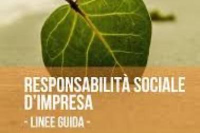 """Certificazione, """"Nuova guida alla responsabilità sociale"""""""